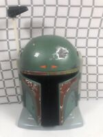 Vintage 1996 Galoob Micro Machines Star Wars Boba Fett Head Cloud City Playset