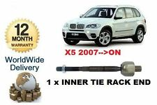 Per BMW X5 E70 + xDrive 2007 -- & GT NUOVI 1 X interna sinistra / destra TIE RACK Rod End