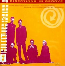 Dig - Directions In Groove  -  CD, VG