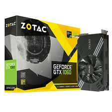ZOTAC GeForce GTX 1060 Mini 6GB Compact Mining VGA Graphics Card ZT-P10600A-10L