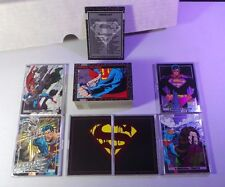 1992 Doomsday The Death Of Superman COMPLETE Set 1-90 +C1-C9, S1-S4, F1 F2 NM/MT