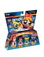 Lego Dimensions Team Pack Powerpuff Girls (All Formats) Brand New