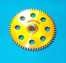 meccano laiton roue 57 dents, No27a