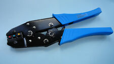 Professional Quality Ratchet Crimping Tool for Pre-Insulated terminaux