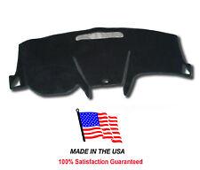 2009-2012 Chevy Traverse Black Carpet Dash Cover Mat Pad  CH103-5 Made in USA