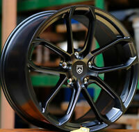 1x 22 inch FORGED COUPE WHEEL - CUSTOM MADE FOR PORSCHE CAYENNE - SATIN MATT BLK