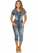 d9e5b66e0768 Denim Juniors Jumpsuits   Rompers for Women for sale