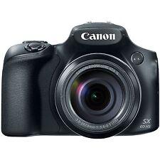 Brand NEW Canon PowerShot SX60 HS 16.1 MP Digital Camera Black