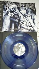 CRADLE OF FILTH  The Principle Of Evil Made Flesh blue  2 LP VINYL