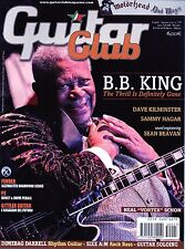 Guitar 2015 7-8.B. B. King,Verdena,Motorhead,Neal Schon,Sean Beaven,CBE 2015,uuu