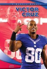Victor Cruz (Robbie Readers: Biographies)-ExLibrary