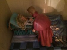 Walt Disney  WDCC Sleeping Beauty Ltd edit Loves First Kiss NO BOX