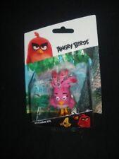 Angry Birds Llavero Llavero Keyfob XXL Stella, Nuevo Y Sellado