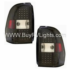 TIFFIN ALLEGRO BUS 2004 2005 2006 PAIR LED BLACK TAIL LAMPS TAILLIGHTS REAR RV