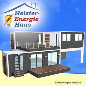 Angebotserstellung MEISTER-ENERGIE Tiny Haus LUXUS