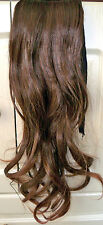 Brunette Hair Extension - Synthetic
