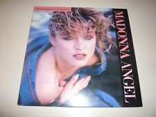 """Madonna Angel Extended Dance Mix 12"""" Vinyl Single Record Into The Groove"""