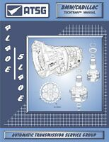 Commodore VZ VE 5L40E 5 Speed Automatic Transmission ATSG Workshop Manual