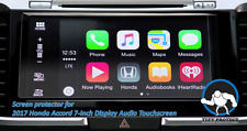 Clear Screen Protectors for 2017 Honda Accord (2pcs) - Tuff Protect