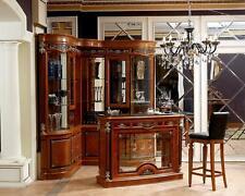 Barstuhl Bar Stühle Leder Thresen Tisch Stuhl Hocker Barock Rokoko Antik Stil
