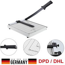 A4 Papierschneider Hebelschneider Foto Papier Schneidemaschine Fotoschneide DHL