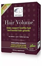 90 tablets HAIR VOLUME Hair Health & Growth  New Nordic