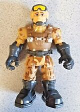 Hero World Rescue Heroes Special Forces Perry Trooper Fisher Price V0396 2010