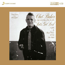 Chet Baker-let 's Get Lost +++ Sony Music k2hd Hong Kong +++ NUOVO +++ OVP