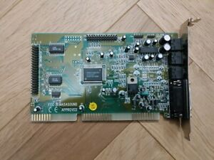 Advance Logic ALS100 ISA Sound audio card ASOUND/XX DOS