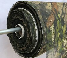 "Mosquito noseeum military netting/net 64"" wide x 500 yards roll, mossy oak."