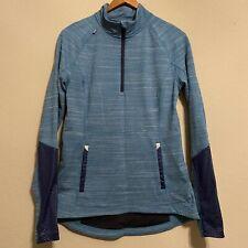 Lole Quarter Zip Yoga Running Workout Pullover Top Size Medium M