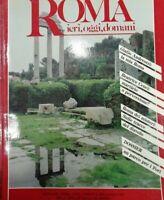Revista Roma Yesterday, Oggi , Domani Año El N.5 Newton Publicaciones Periódicas