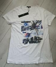 Tigha Herren T-Shirt Hometown MSN Weiß Größe M