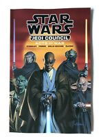 Dark Horse Star Wars Jedi Council Acts of War TPB Graphic Novel 2001 1st Edition