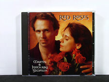Martin & Jessica  Ruby Simpson - Red Roses - CD