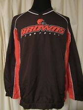 NFL Cleveland Browns XL Vintage Supporters Rain Pullover by VF Imagewear