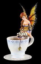 Elfen Figur Tasse - Warm Toes Faery - Amy Brown Cup Fairy Geschenk