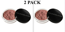 X2 Youngblood Crushed Mineral Blush New In Boxes Rouge (Set of Two)