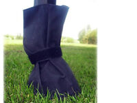 Water Resistant Horse Poultice Boot - Small, Medium, Large, Extra Large FREE P&P