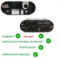 SM PRO M-PATCH V2 MPATCH 2 PASSIVE VOLUME CONTROLLER SPEAKER SWITCHER + HEAD AMP
