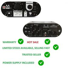 SM PRO M PATCH V2 MPATCH 2 PASSIVE VOLUME CONTROLLER SPEAKER SWITCHER + HEAD AMP