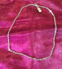 "Sterling Silver 18"" Slim Chain   Ret £55   Brand New"