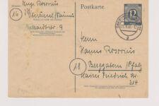 Gemeinschafts-Ausg., P 954, Oberursel/Taunus - Bergzabern, 21.9.46