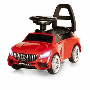COIL Mercedes-Benz S AMG 65 Rutschauto LED Rutscher Kinderfahrzeug Kinderauto