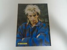 LIMAHL - A PAGE CLIPPING ONLY - 1984