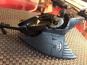 BATMAN KENNER 1994 Batplane & Figure