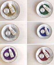 Beard Glitter Kit Gift Set 1 Pick Your Colour Beard Oil & Separate Glitter Xmas