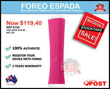 Foreo Espada Blue Light Acne Treatment Magenta
