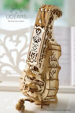 UGears Hurdy-Gurdy 3D Wooden Puzzle Self-Assembling Mechanical Model for Teens