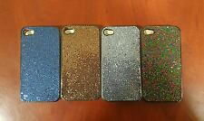 4 Pack - Glitter Snap On Hard Cases For Apple iPhone 4 4S 4G